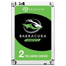 "Seagate Barracuda 2TB 3,5"" SATA3 7200RPM 2000GB HDD disco duro interno ST2000DM0"