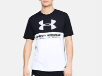 Under Armour Herren UA Performance Apparel Kurzarm T-Shirt 1346679