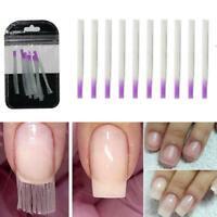 Fibernails Fiberglass for Nail Extension Acrylic Tips Manicure Salon Tool 2019