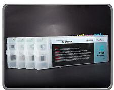 4 x RIHAC Refillable cartridge for Epson B-310N B-510DN B310 B510 B-500DN B-300N