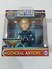 "DC Comics General Antiope Jada METALS 2.5"" Die Cast Figure New in Box!"