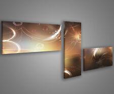 Quadri moderni 180 x 70 stampe su tela canvas intelaiate design moderno MIX-S_26