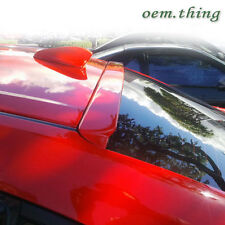 Painted Mazda 3 4D Sedan Factory Style Rear Roof Spoiler Wing 03-09 #16W ○