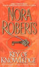 BUY 2 GET 1 FREE  Key of Knowledge 2 by Nora Roberts (2003, Paperback)
