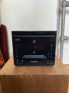 Sony Type-R MDLP Compact Disc and MiniDisc player