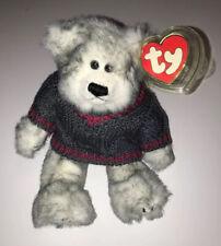 Ty Beanie Babies Fairbanks Alaskan Husky Dog New 1993 Fluffy Plush Toy Nwt