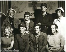 MASH TV Show Cast Mash Klinger Honeycut Pierce Radar Hot Lips Entire Cast Photo