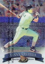 1998 TOPPS FINEST BASEBALL CARD #102 VINNY CASTILLA ROCKIES