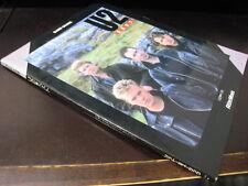 U2 Best Japan Band Score Song Book in 1987 Bono Edge