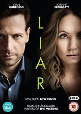 LIAR Series 1 (2017) Ioan Gruffud  Joanne Frogatt  Region 2 PAL DVDs only!