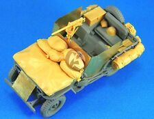 Legend 1/35 Willys MB US Army Jeep Applique Armor Set [with Photo-etch] LF1188