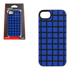 Griffin Mesh Ups Case iPhone 5, Blue Black Hard Shell NEW GB35948 cover protect