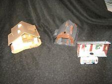 Modellbau  Eisenbahn    Häuser