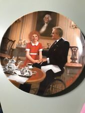 Annie Collectors Plate Tomorrow 1985 Knowles (Plate# 187D)