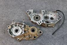 2005 Kx 250 Kx250 Kx 250 Engine Left and Right Crank Cases Case 2 Stroke 05