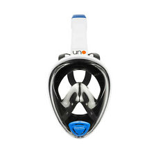 Ocean Reef Aria Uno Full Face Snorkeling Mask Anti-fog Snorkel L/Xl