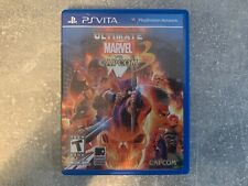 Ultimate Marvel vs Capcom 3 Boxed & complet PS Vita