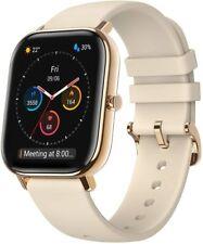 "Xiaomi Amazfit GTS 1.65"" Bluetooth GPS Smart Watch Global Version Desert Gold"