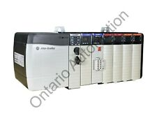 Allen Bradley Loaded Controllogix 7 Slot Chassis Complete Plc With 1756 L62b