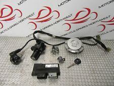 HONDA DEAUVILLE NT700V RC59 ABS 2011 ECU LOCK SET HISS KIT IGNITION & KEY BK467