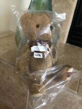 Boyds Bears Matthew Bear #912615 20th Anniv 11� Wool Plush Original Bag 1999 Nwt