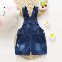 Toddler Baby Boys Clothing Denim Pants Children Boy Clothes Jeans Overalls