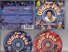 SUPER OLDIE-FETE 2-CD DISKY Suzi Quatro Sweet Tracey Ullman Smokie Clout etcA