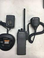 Motorola XTS1500 VHF 136-174MHz P25 Digital Portable Radio H66KDC9PW5AN XTS 2500