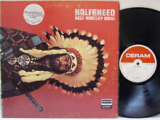 KEEF HARTLEY BAND - Halfbreed LP (1st US Pressing on DERAM, 1A/1A BellSound)