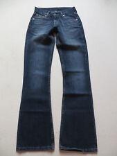 Levi's 529 Damen Bootcut Jeans Hose, W 26 /L 34, NEU ! Denim mit KULT Waschung !