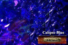 M00146 MOREZMORE Angelina Fantasy Film CALYPSO BLUE Heat Bondable 50'