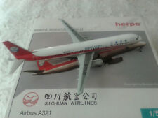 1:500 herpa wings Sichuan  airlines A321
