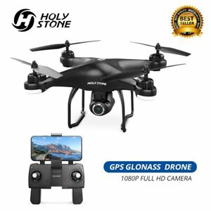 Holy Stone HS120D GPS Drone 1080p HD Camera Professional RC Drones toys drone