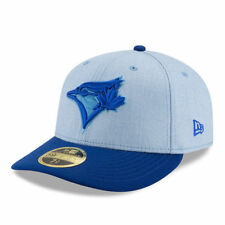 2018 New Era Toronto Blue Jays 59fifty 7 3/8 Cap Hat MLB Father's Day Low Crown