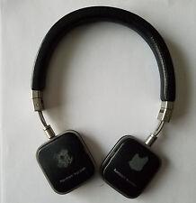 Harman Kardon Soho On-Ear Headphones Apple iOS schwarz-verkauft-ist-Lesende Details