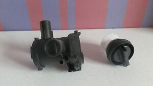 New Bosch Siemens WAQ, WM Models Washing Machine Pump Housing & Fluff Filter.