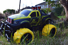 Off Road Monstruo Grande Recargable De Radio Control Remoto Coche RC Camioneta Pickup