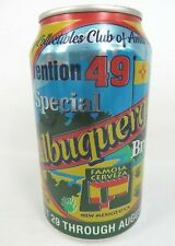 Canvention 2019 Albuquerque Balloon Bcca Beer Can Breweriana Collectors Route 66