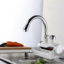 IN945 110V 3sec Water Hot Heaters Taps Tankless Faucets Best LED Digital Display