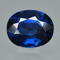 2.21 cts ! Sparkling Fire ! 100% Natural Nice Blue Color Unheated Sapphire