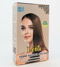 Henné Naturel Châtain pour coloration et soins, brillance des cheveux