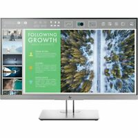 "HP EliteDisplay E243 Monitor FULL HD 1920 x 1080 24"" DisplayPort 5 ms HDMI VGA"