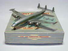 "Dinky Toys N° 60C Lockheed Super ""G"" Constellation (Air France) + Original Box"