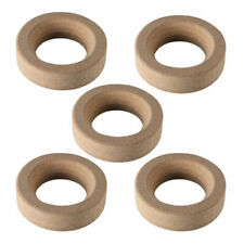 5 Pcs Heat Resistant Cork Flask Rings Stands Holders Laboratory Supply Article