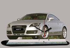 MINIATURE, MODEL CARS, AUDI TT - 03 en horloge
