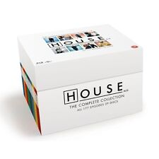 House MD Seasons 1 to 8 Complete Collection Blu-ray UK BLURAY