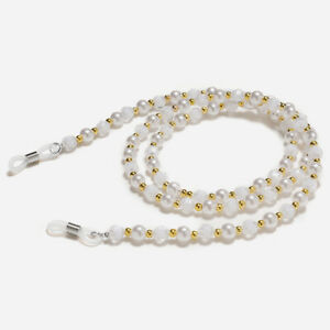 Acrylic Chain for Face Mask Holder Glasses Chain Sunglasses Straps Mask Lanyards
