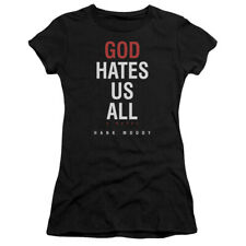 """Californication """"Book Cover"""" Women's Adult or Girl's Junior Babydoll Tee"""