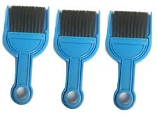 3 x Universal Car ABS Cleaning Tool Mini Car Cleaning Brush & Broom Dustpan New