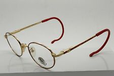 Disney Mickey & Co. Metallic Gold Child Eyeglasses Size 46-19-150 mm by Marchon
